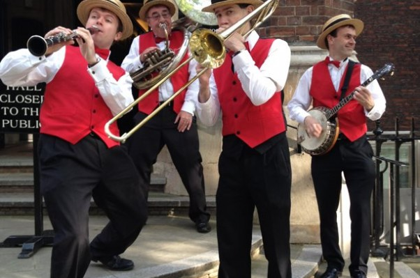 Silk Street Swing. A swing band for events of all kinds