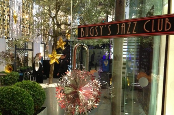 Bugsy Jazz Club - book the Jazz Spivs a great 1920s UK jazz band