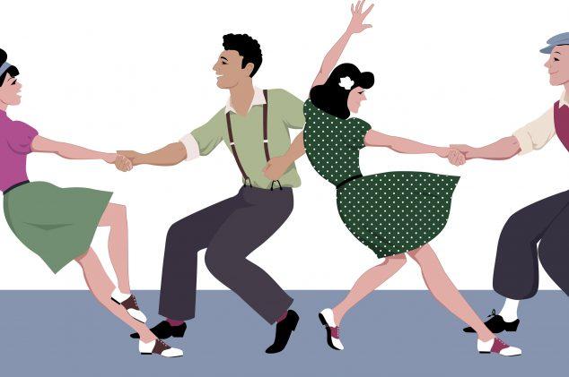 swing dances