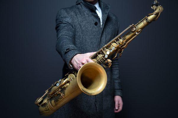 Acoustic Swing Saxophone
